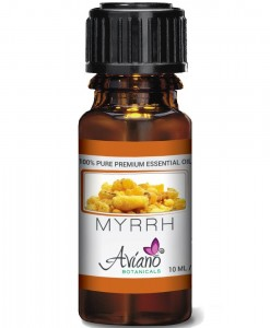 Aviano Botanicals 100% Pure Myrrh Essential Oil