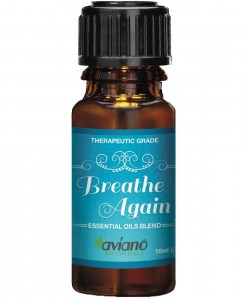 Aviano Botanicals Breathe Again Essential Oil Synergy Blend