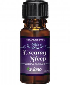 Aviano Botanicals Dreamy Sleep Synergy Essential Oil Blend