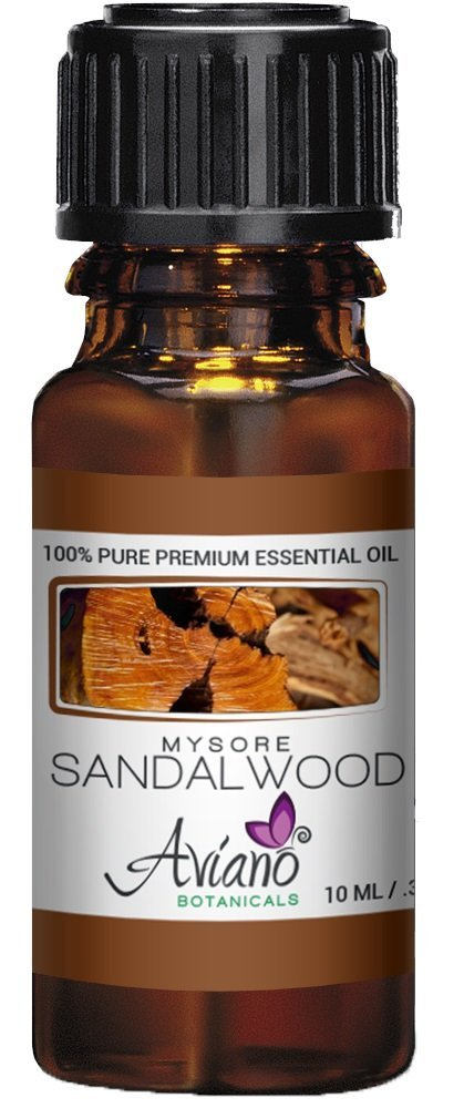 Aviano Botanicals Indian Mysore Sandalwood Essential Oil