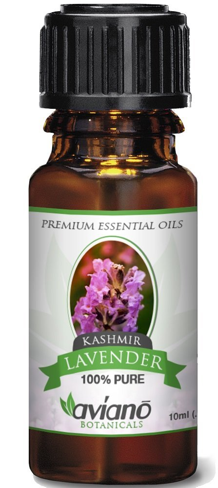 Aviano Botanicals Kashmir Lavender Essential Oil