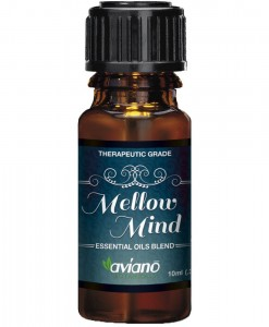 Aviano Botanicals Mellow Mind Essential Oil Synergy Blend