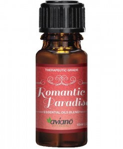 Aviano Botanicals Romantic Paradise Essential Oil Synergy Blend