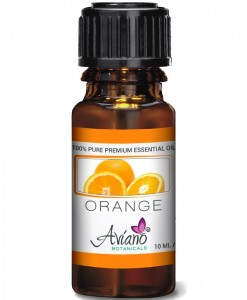 Aviano Botanicals Sweet Orange Essential Oil