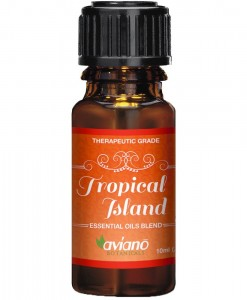 Aviano Botanicals Tropical Island Essential Oil Synergy Blend