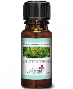 Aviano Botanicals Wintergreen Essential Oil