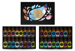 Edens Garden 32 Synergy Blends Set