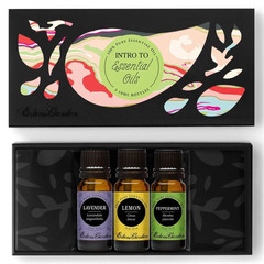 Edens Garden Intro to Essential Oils Set