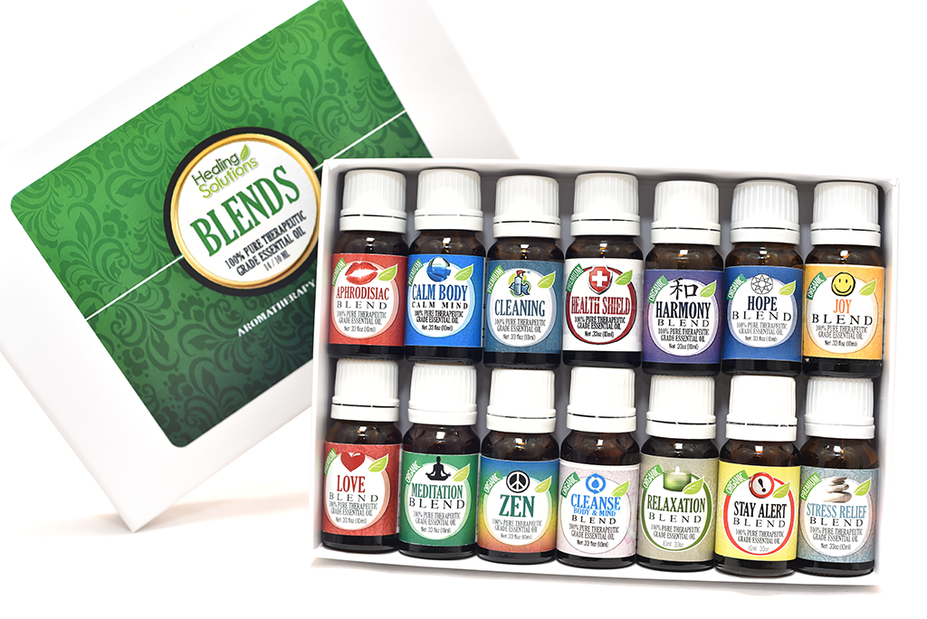 Healing Solutions Beginner's Blend 14 Set