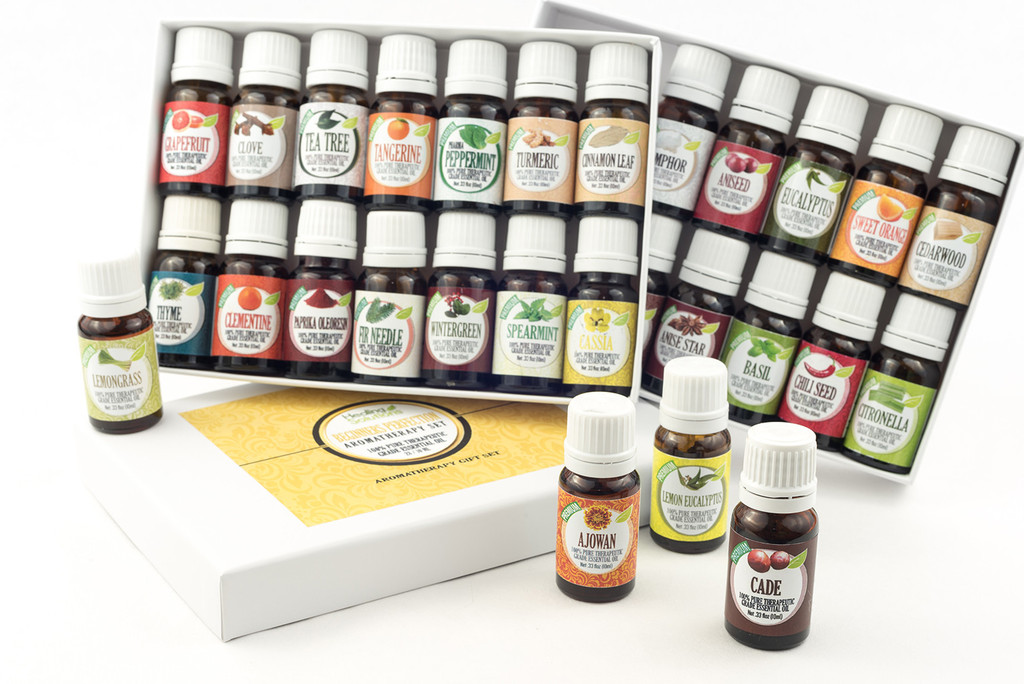 Healing Solutions Beginner's Perfection 28 Set