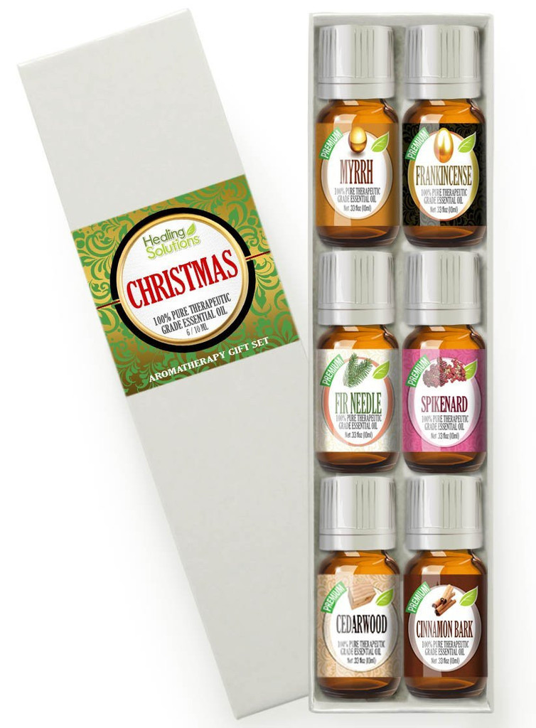 Healing Solutions Best Christmas 6 Set