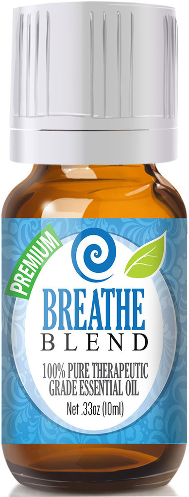Healing Solutions Breathe Blend