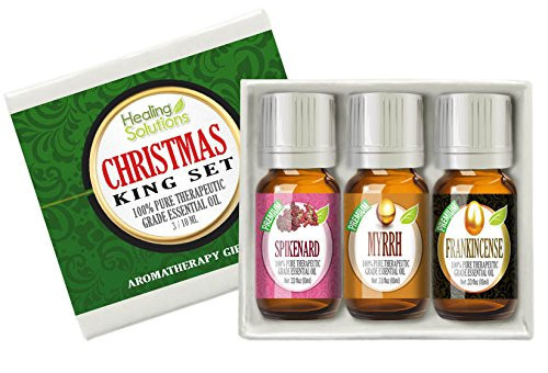 Healing Solutions Christmas King 3 Set
