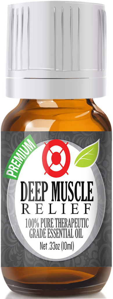 Healing Solutions Deep Muscle Relief Blend