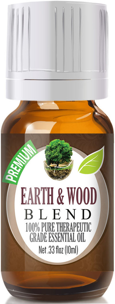 Healing Solutions Earth & Wood Blend