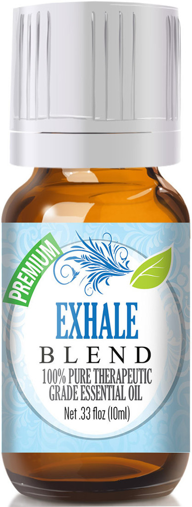 Healing Solutions Exhale Blend