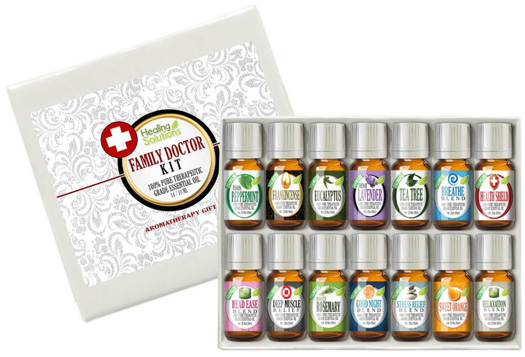 Healing Solutions Family Doctor 14 Set