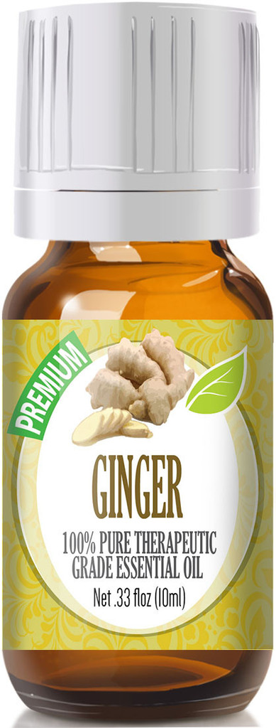Healing Solutions Ginger