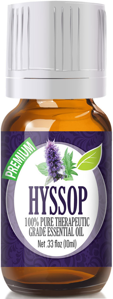 Healing Solutions Hyssop