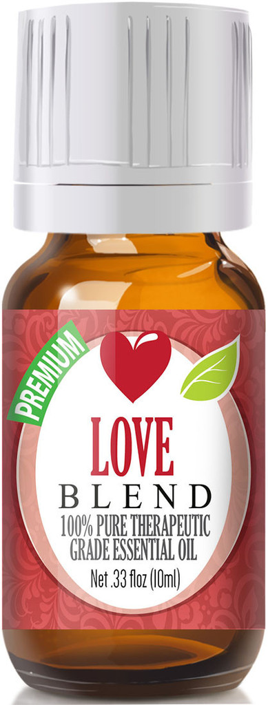 Healing Solutions Love Blend