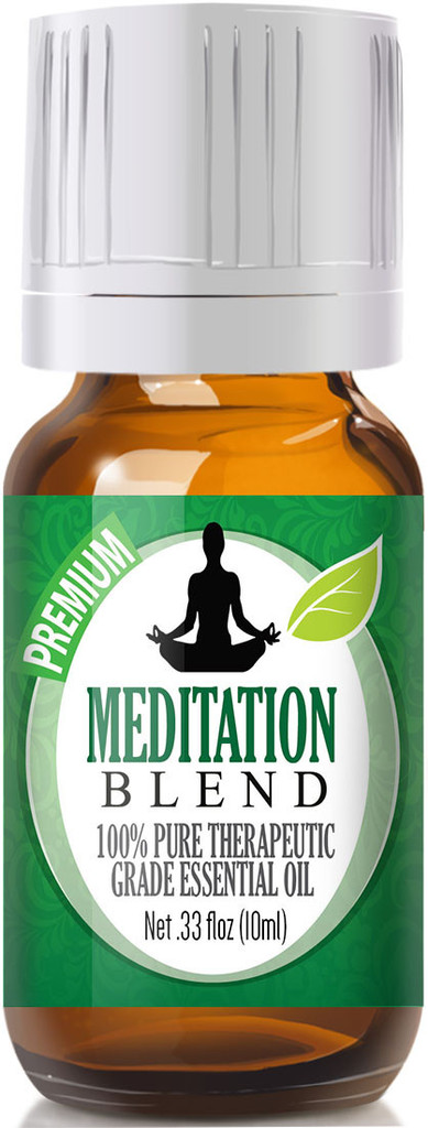 Healing Solutions Meditation Blend