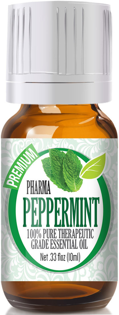 Healing Solutions Peppermint