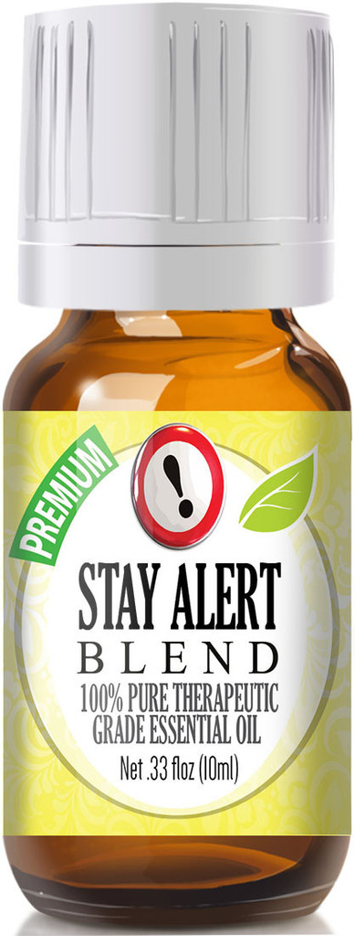 Healing Solutions Stay Alert Blend