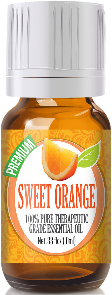 Healing Solutions Sweet Orange