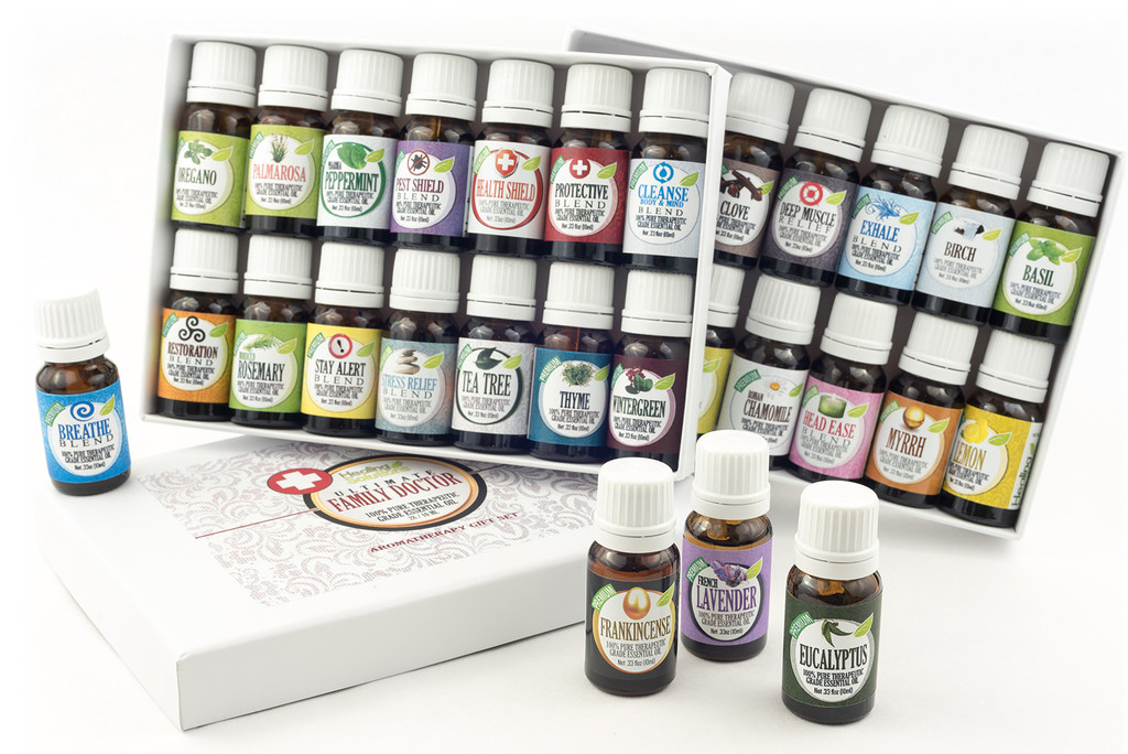 Healing Solutions Ultimate Family Doctor 28 Set