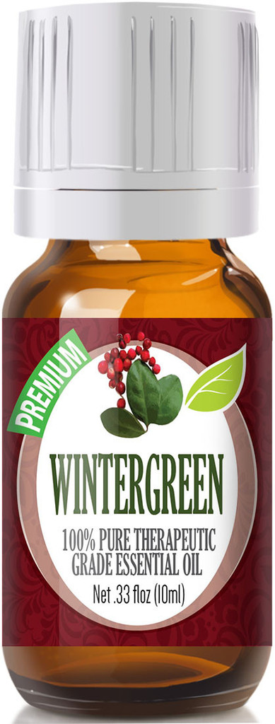 Healing Solutions Wintergreen