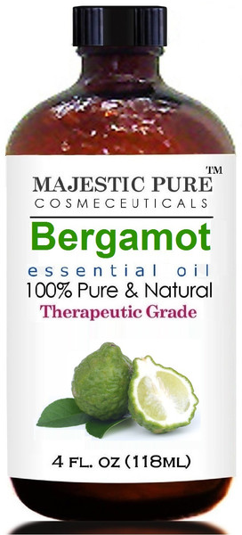Majestic Pure Bergamot Oil