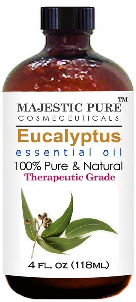 Majestic Pure Eucalyptus Oil