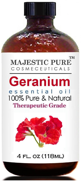 Majestic Pure Geranium Oil