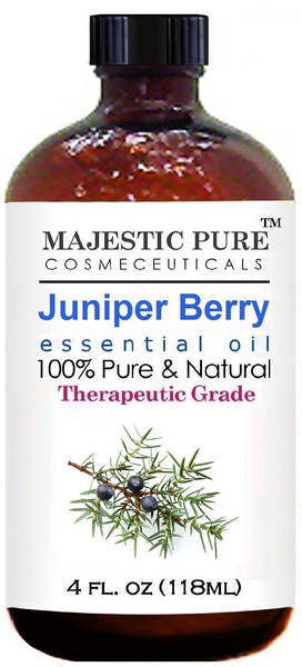 Majestic Pure Juniper Oil