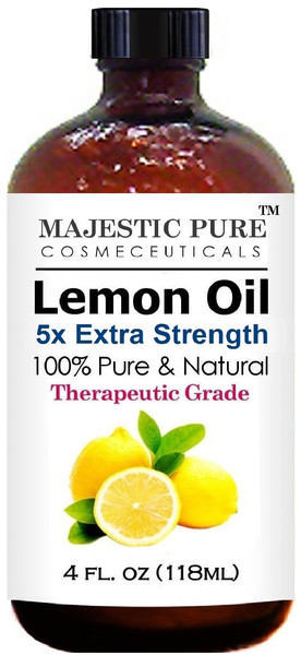 Majestic Pure Lemon Oil