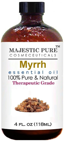 Majestic Pure Myrrh Oil