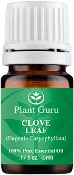 Plant Guru Clove Leaf Essential Oil