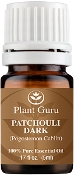 Plant Guru Patchouli Essential Oil Dark