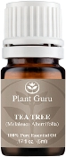 Plant Guru Tea Tree Melaleuca Essential Oil