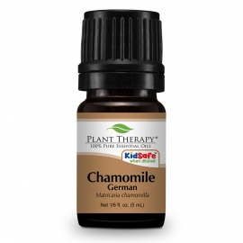 Plant Therapy Chamomile German Blue Essential Oil