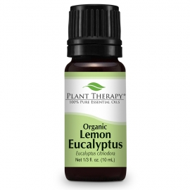 Plant Therapy Eucalyptus Lemon ORGANIC Essential Oil