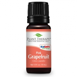 Plant Therapy Grapefruit Pink Essential Oil