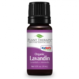 Plant Therapy Lavandin ORGANIC Essential Oil