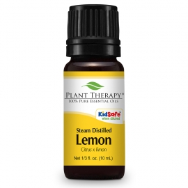Plant Therapy Lemon Steam Distilled
