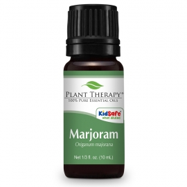 Plant Therapy Marjoram Essential Oil
