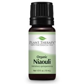 Plant Therapy Niaouli ORGANIC Essential Oil