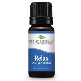Plant Therapy Relax Synergy