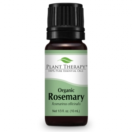 Plant Therapy Rosemary ORGANIC Essential Oil