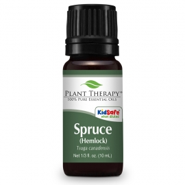 Plant Therapy Spruce Hemlock Essential Oil