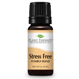 Plant Therapy Stress Free Synergy